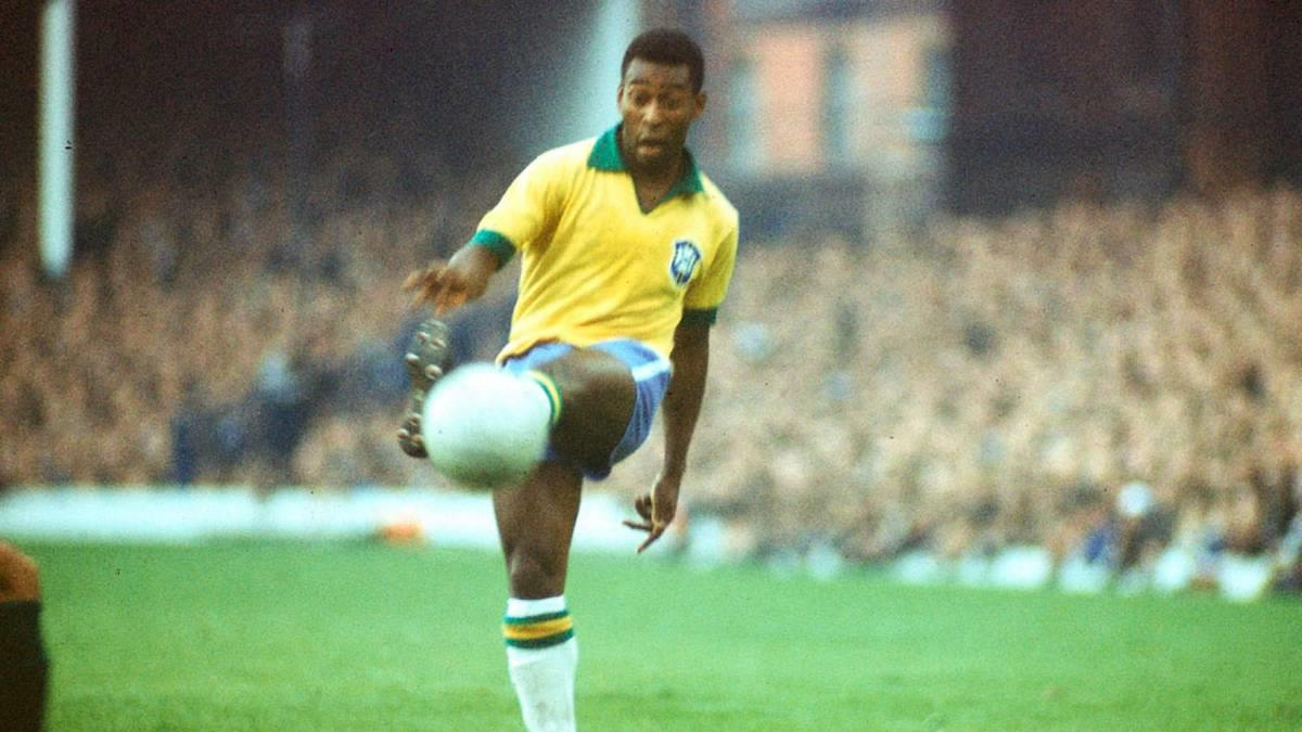 Pelé nació el 23 de octubre de 1940